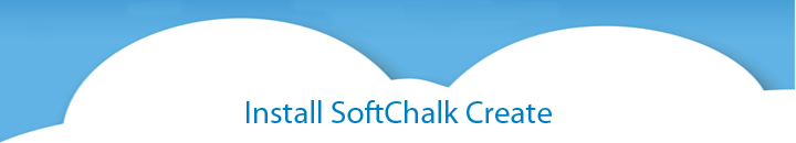 Welcome to SoftChalk Cloud